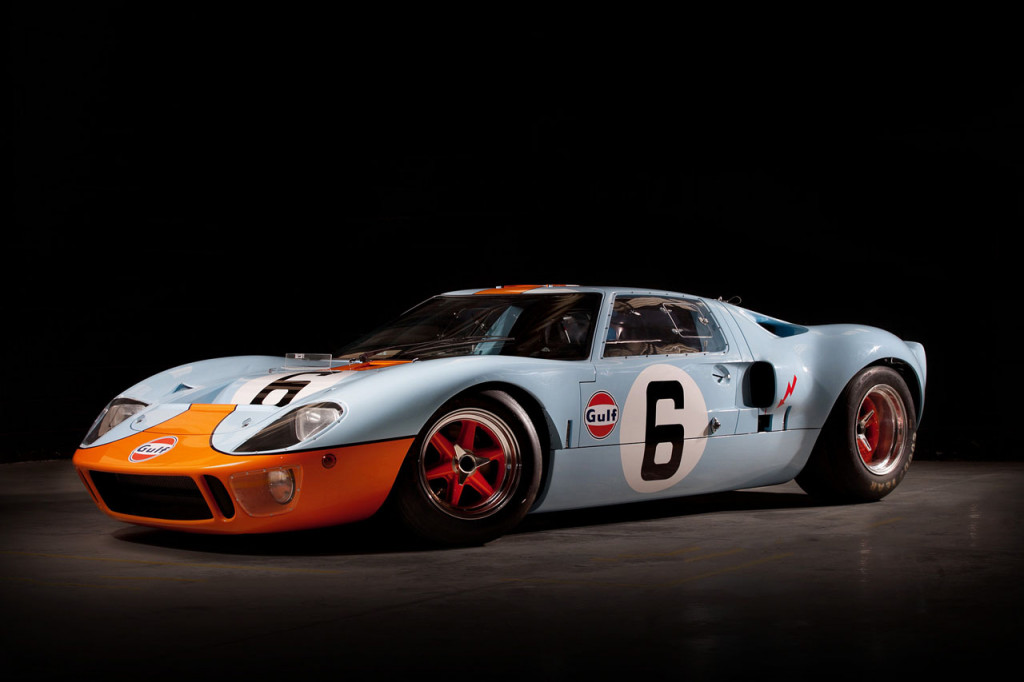 Superformance's Le Mans-winning Gulf Ford GT40 replica is ready to join your car collection