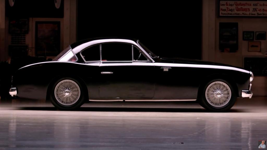 Talbot-Lago T26 Grand Sport on Jay Leno's Garage