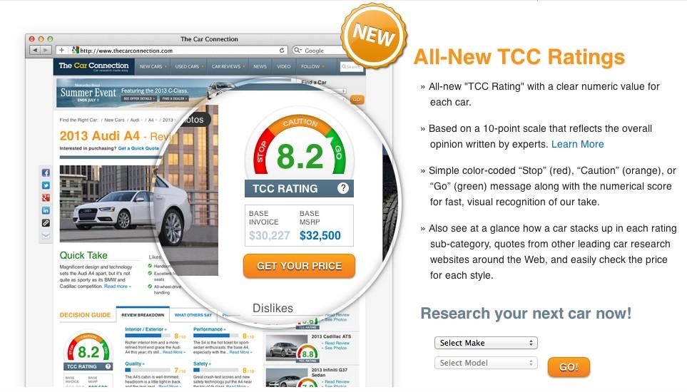 TCC Rating