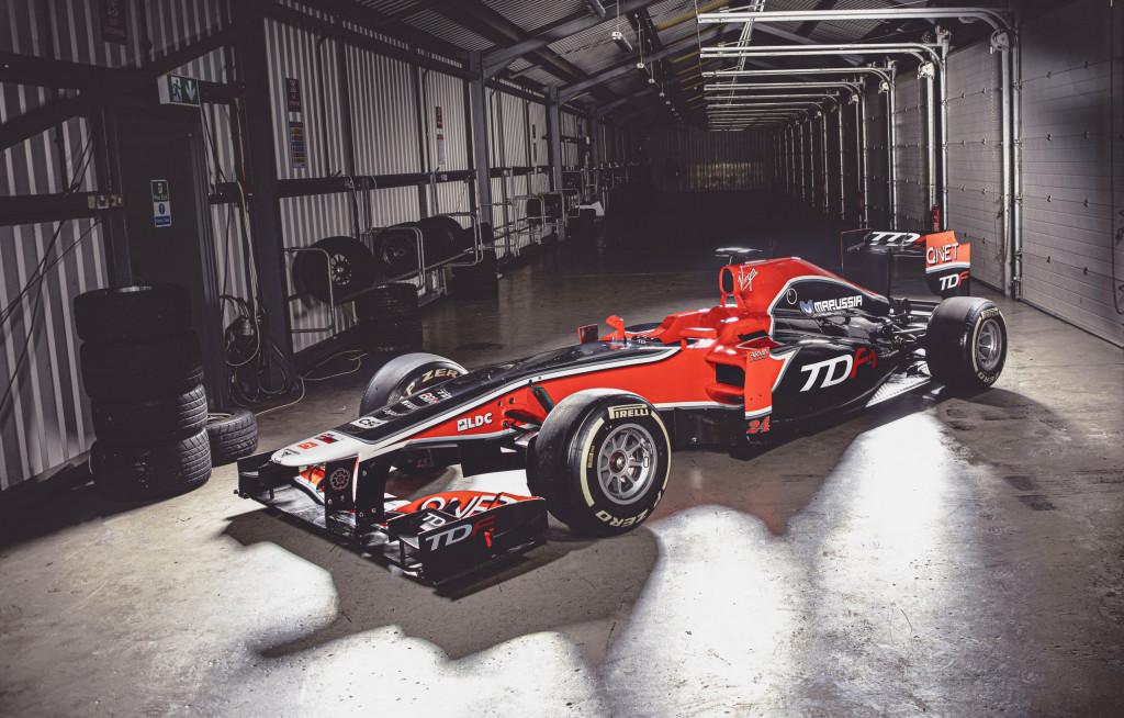 TDR-1 racer