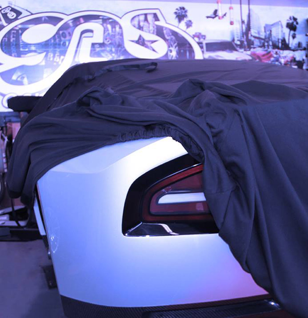 Galpin Teases Its Ford GT-Inspired GTR-1 Supercar