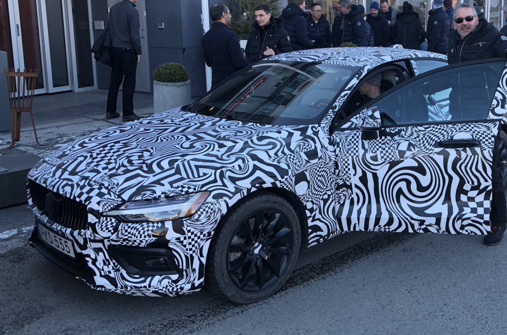 2019 Volvo S60 first with Polestar Engineered performance upgrade