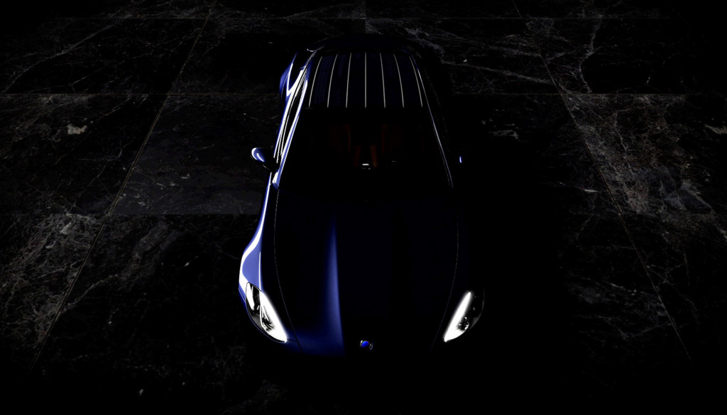 Teaser for 2020 Karma Revero debuting at 2019 Shanghai auto show