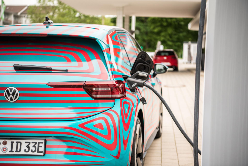 For VW, focus groups highlight EV-adoption challenges beyond price