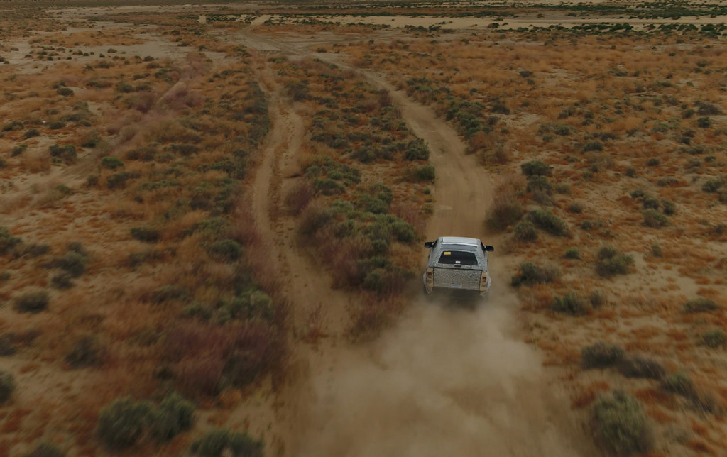 2021 Ford Bronco prototype shows off-road chops in new video