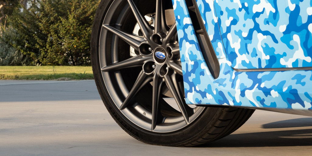 Teaser for 2022 Subaru BRZ debuting fall 2020