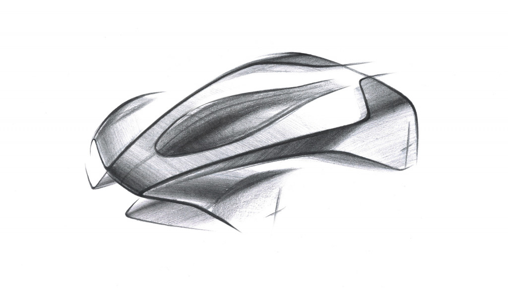 Teaser for Aston Martin 003 hypercar debuting in 2021