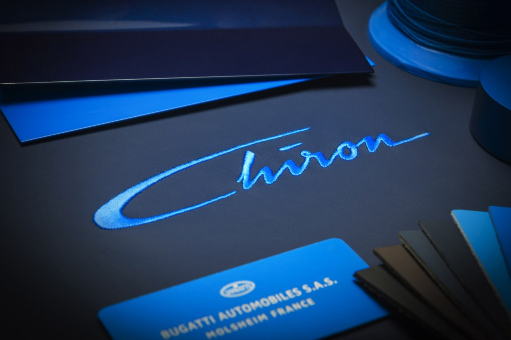 Teaser for Bugatti Chiron debuting at 2016 Geneva Motor Show