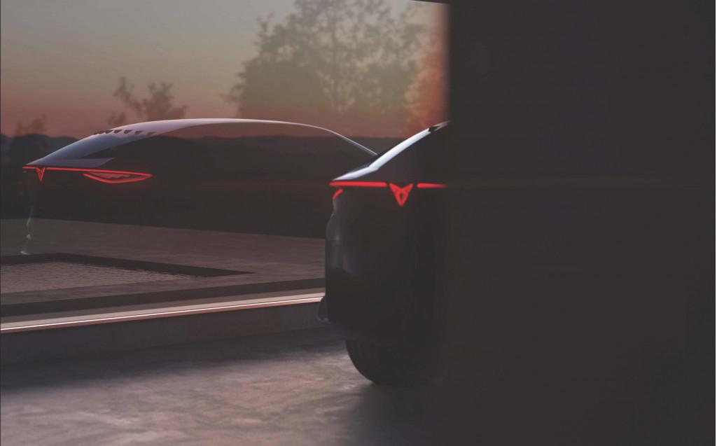 Cupra readies EV concept for 2019 Frankfurt auto show