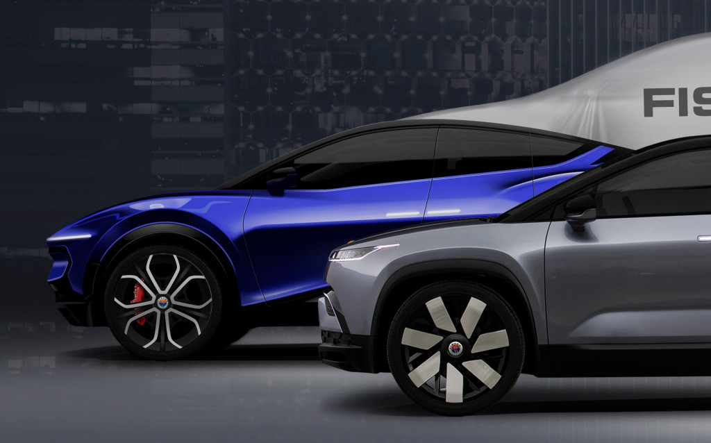 Teaser for Fisker coupe-like SUV due by 2025