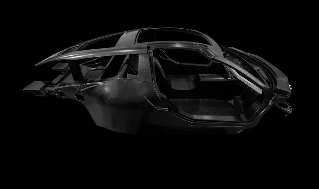 Teaser for Hispano-Suiza Carmen debuting at 2019 Geneva auto show