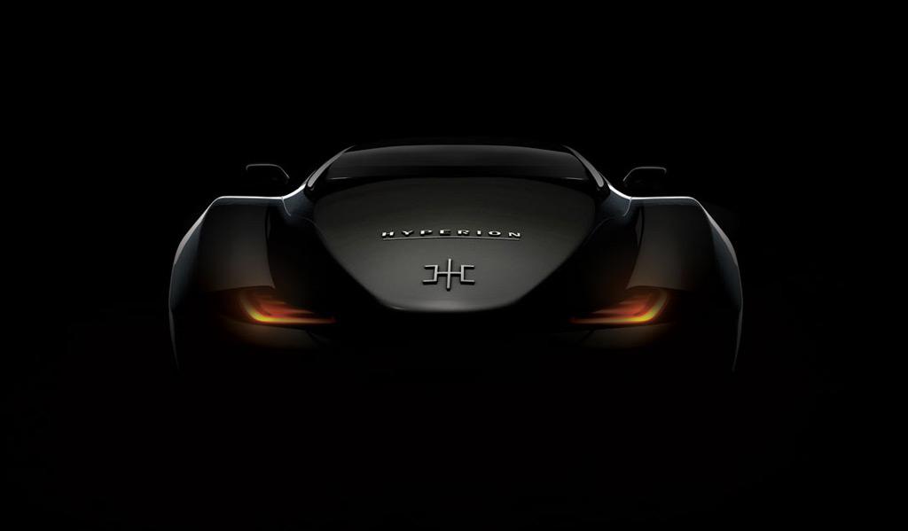 Teaser for Hyperion XP-1 debuting August 2020