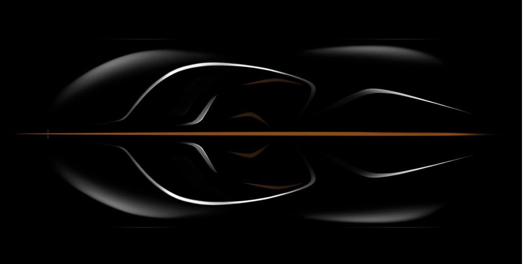Teaser for McLaren BP23 F1 successor launching in 2019