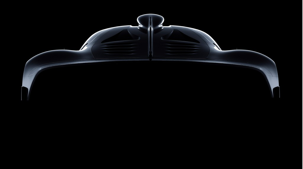 Mercedes Amg Project One Hypercar To Feature Rpm Redline