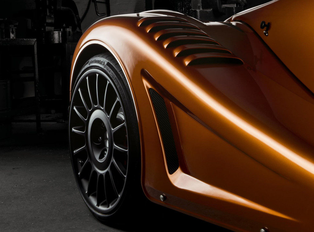 Morgan teases its most extreme road car to date