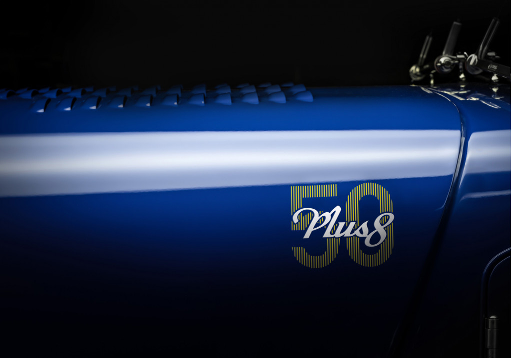 Morgan teases 50th Anniversary Plus 8