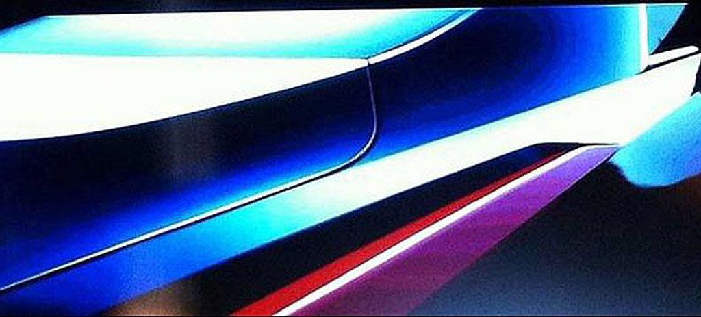 Teaser for new Cadillac concept revealed at 2012 Pebble Beach Concours d'Elegance