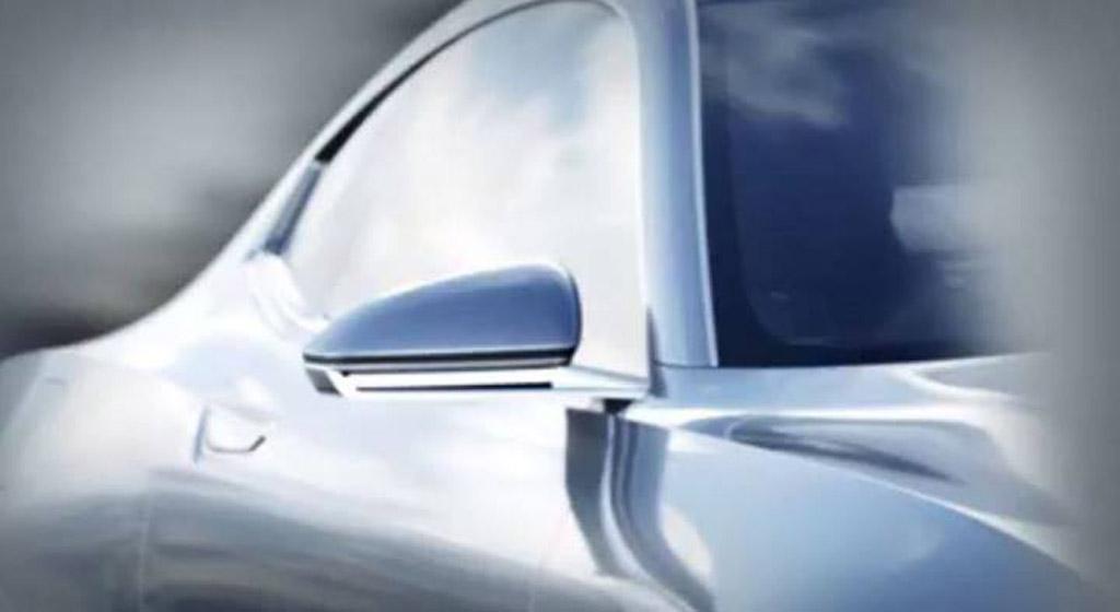 Teaser for new Volvo concept
