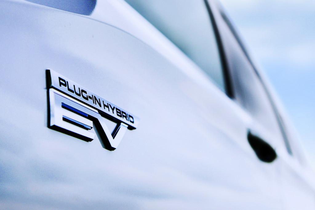 Teaser for next-generation Mitsubishi Outlander PHEV
