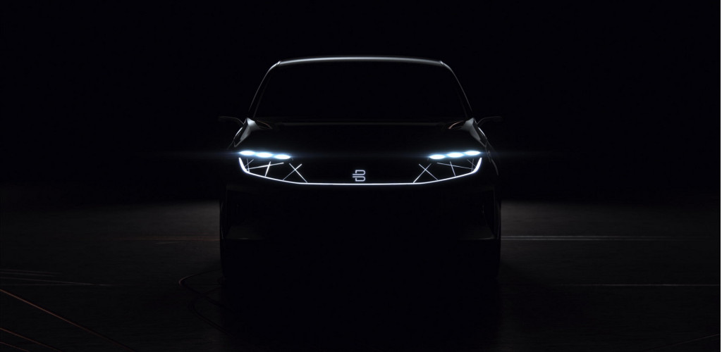 Startup Byton teases electric SUV ahead of CES debut