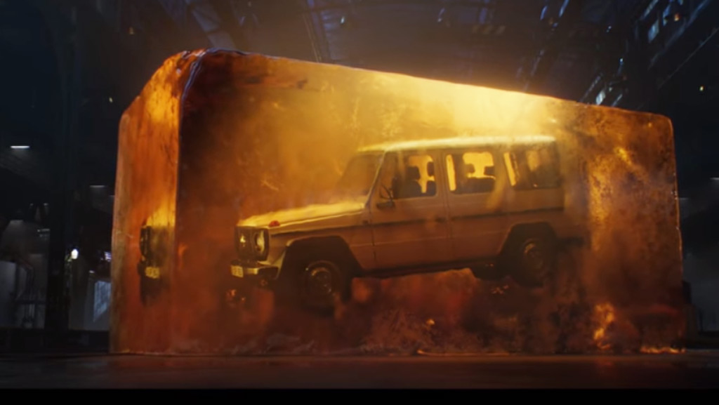 Get Ready For The Mercedes Benz G Class Debut On January 15