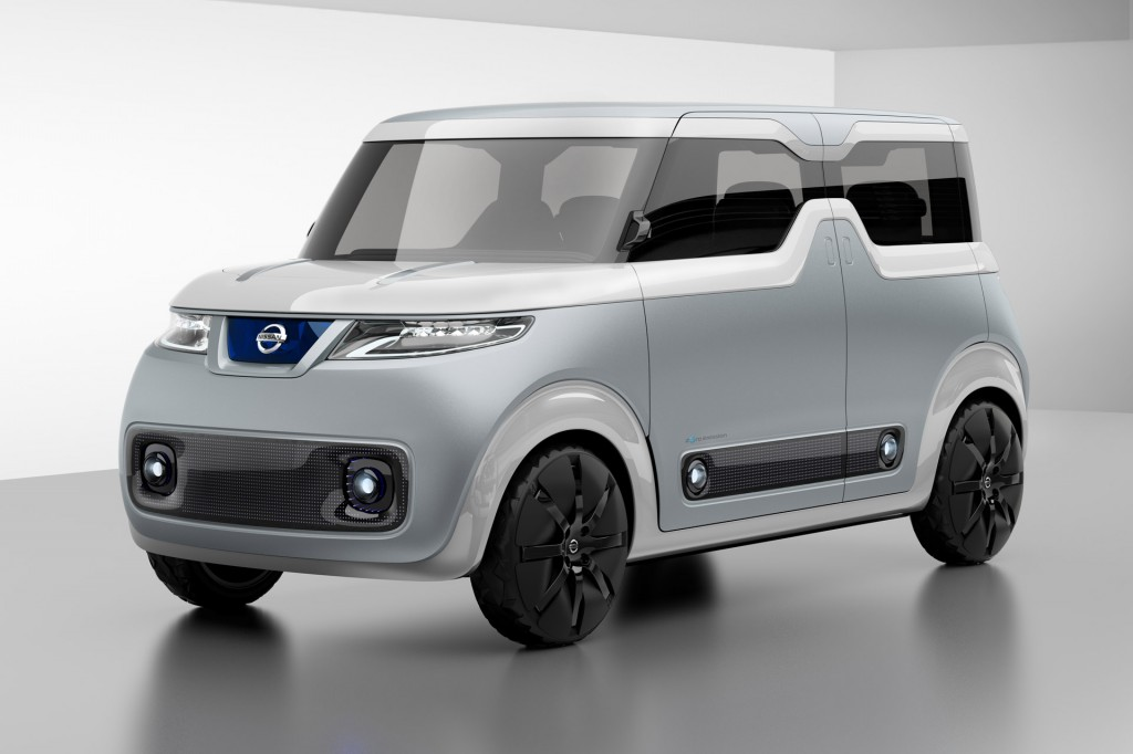 Nissan Teatro for Dayz concept, 2015 Tokyo Motor Show