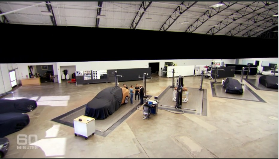 Are These Tesla Model 3 Prototypes Under Those Sheets? (Video)