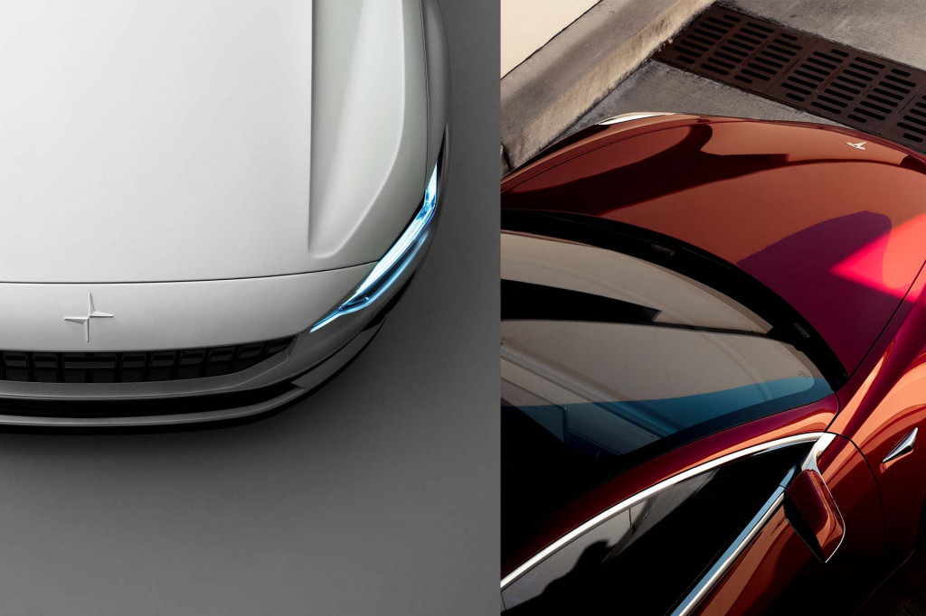 Tesla Model 3 vs  Polestar 2: How the two electric cars compare