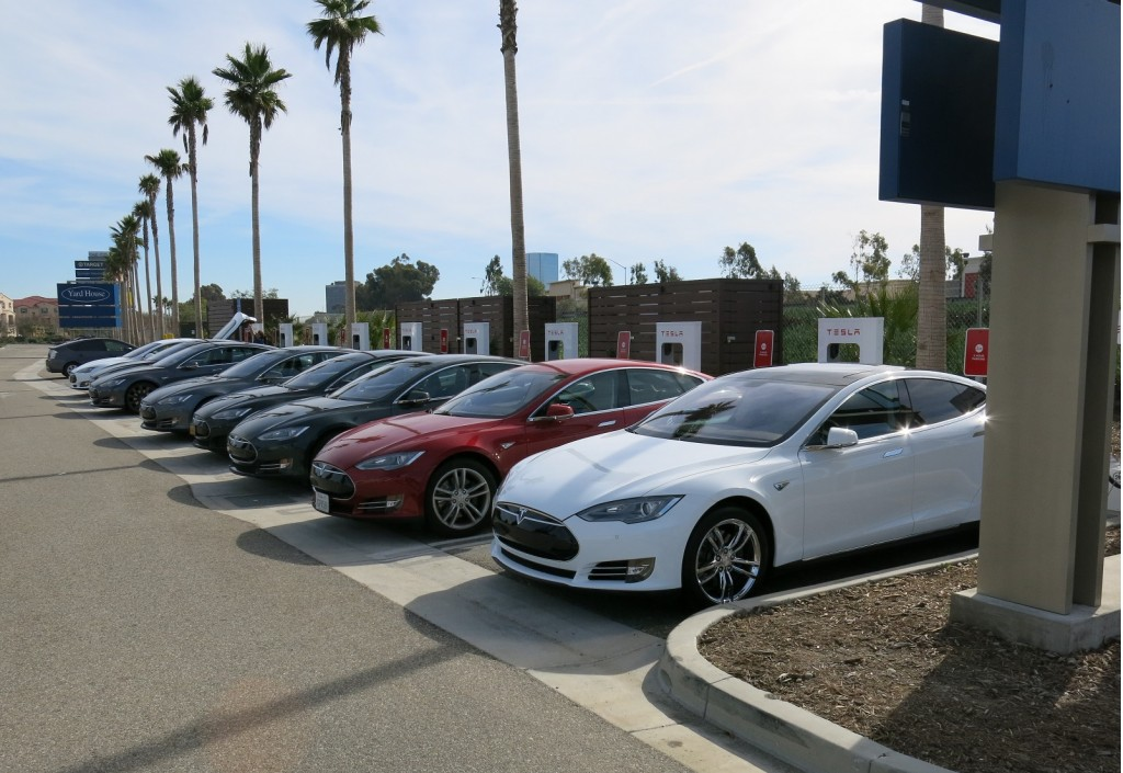 Tesla Model S Cross Country Trip Without Many Superchargers Days 8 10