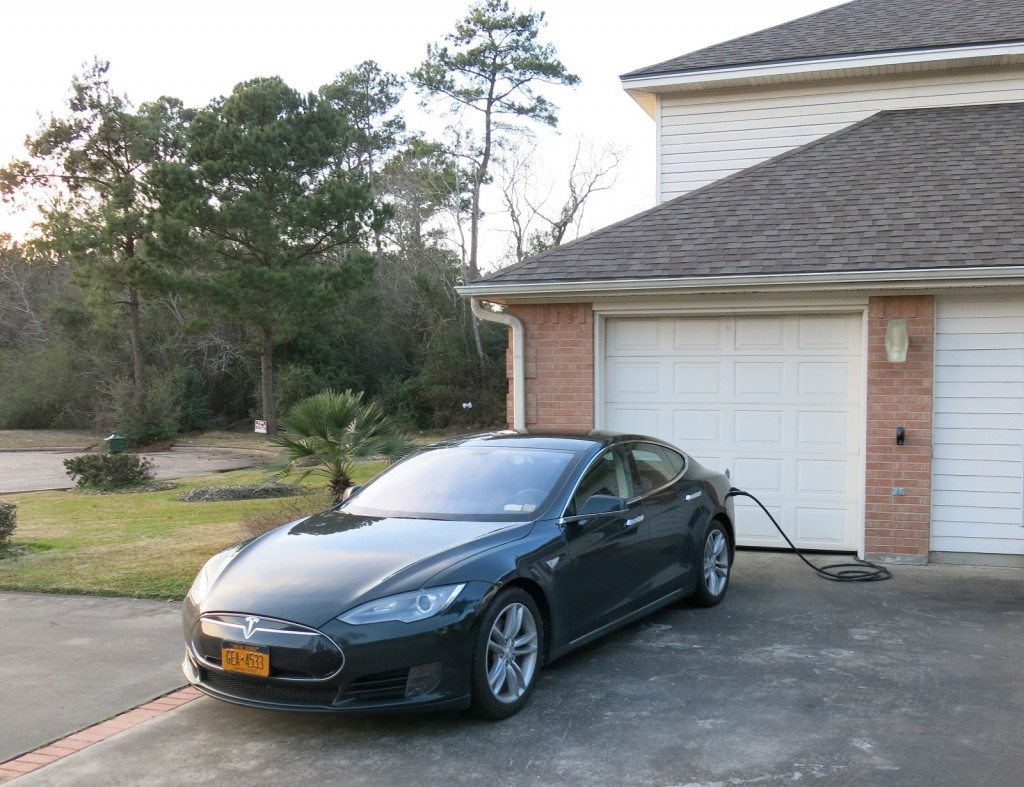 Tesla Model S Cross-Country Trip, Without (Many ...