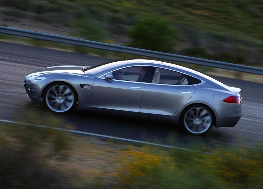 Tesla Outlines Safety Goals For Model S
