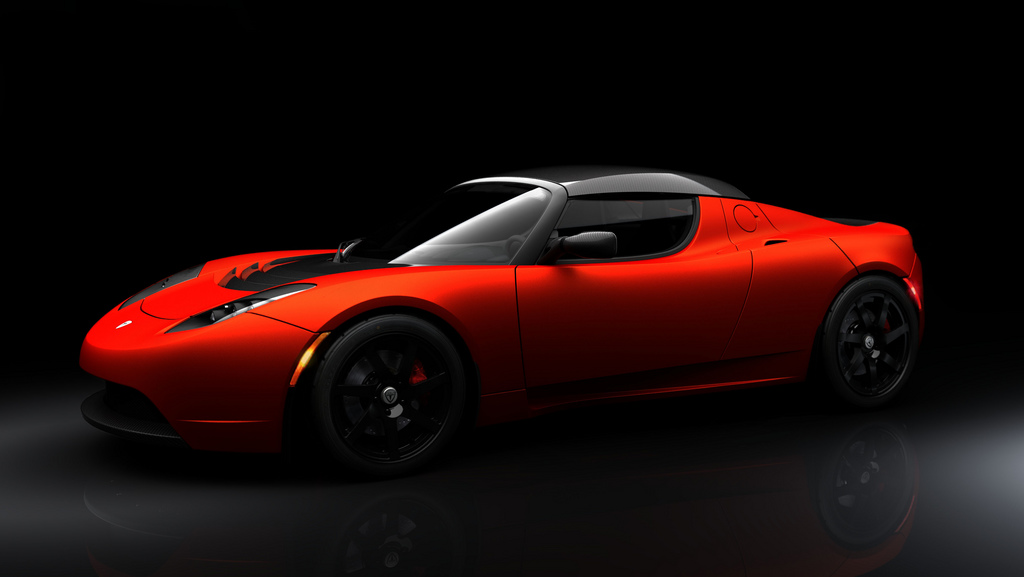 2010 Tesla Roadster Review Ratings Specs Prices And Photos The Car Connection