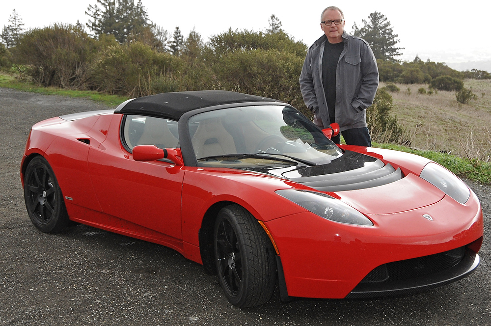 Electric Cars Need Sex Appeal The Tesla Roadsters Got It