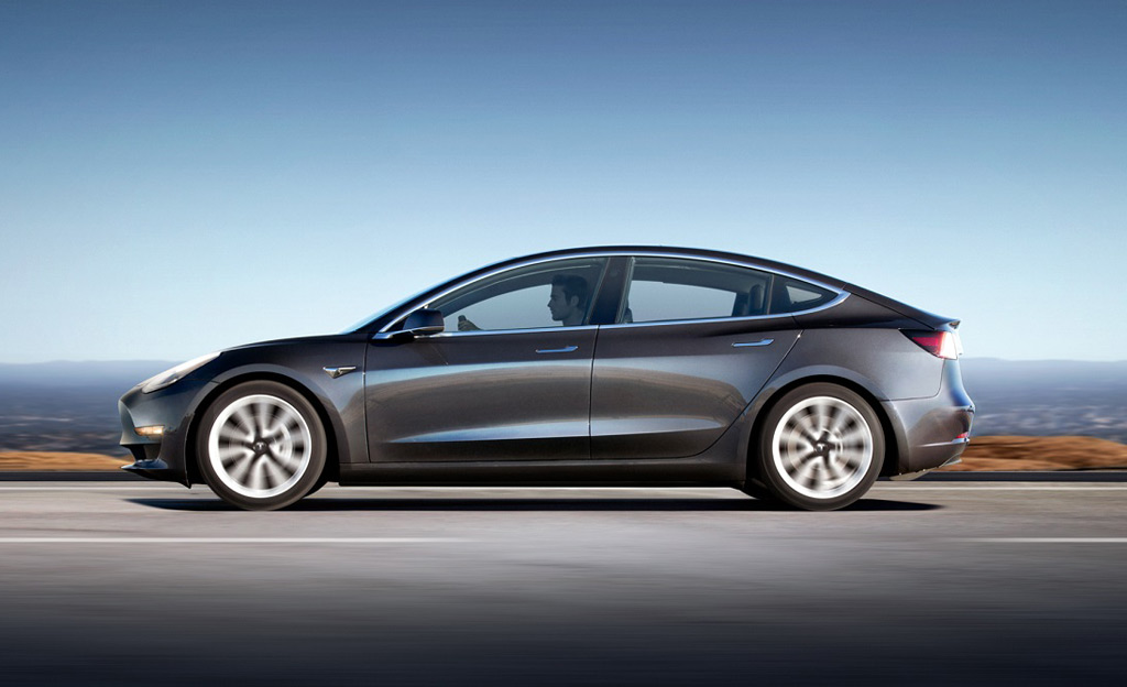 Tesla Model Y to be based on Model 3 after all