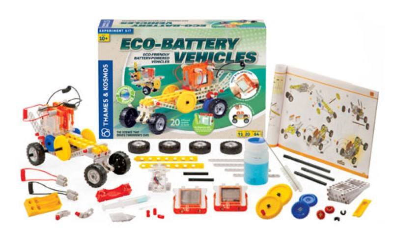 Thames & Kosmos Eco-Battery Vehicle kit