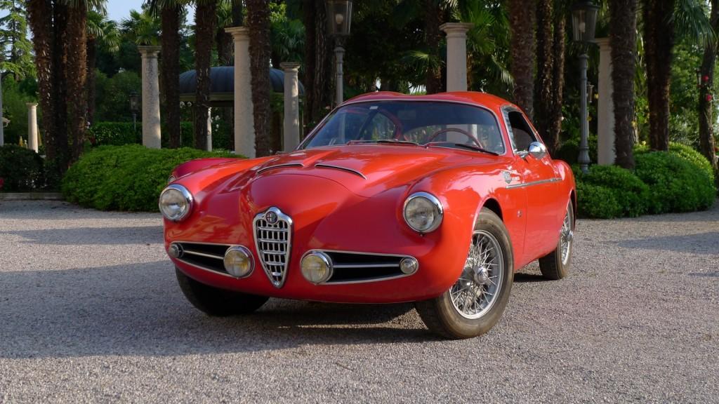 The 1957 Alfa Romeo 1900 CSS Zagato