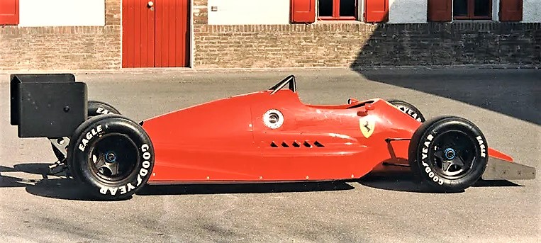 The 1986 Ferrari 637 was real but would it have been competitive? | Ferrari