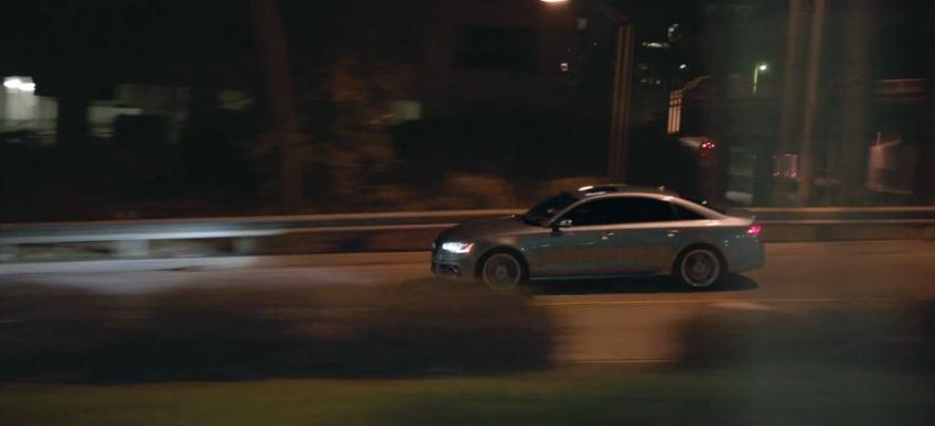 The 2013 Audi S6