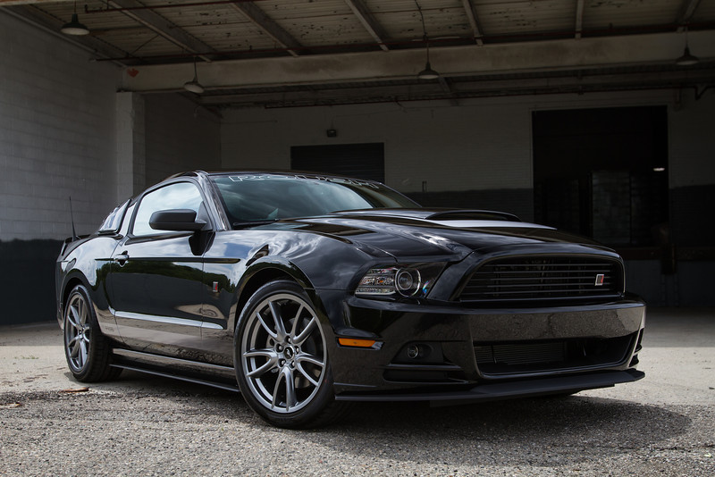 Roush Downsizes With Six-Cylinder RS Mustang Package