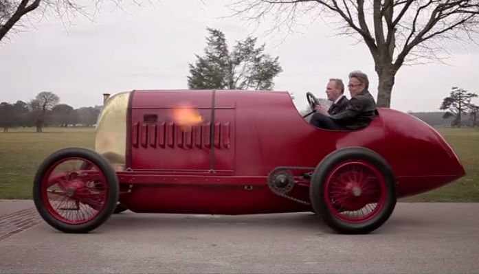 Fiat 28-Liter 'Beast Of Turin' Driven For First Time In ...