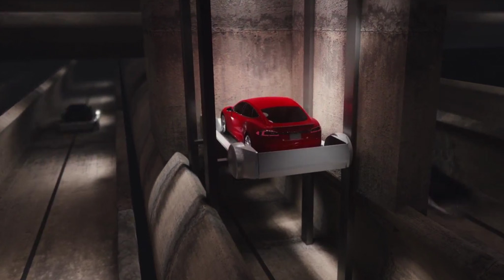 The Boring Company's tunnels will prioritize mass transit over cars