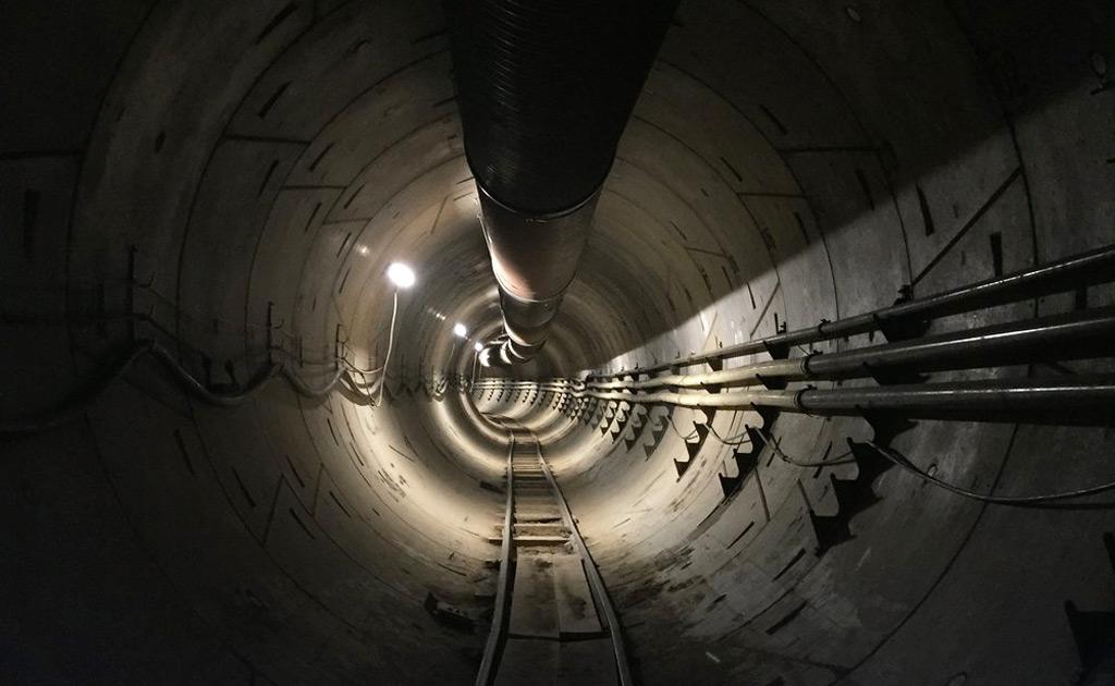 Boring Company tunnel under LA opens Dec. 10, free 155 mph rides