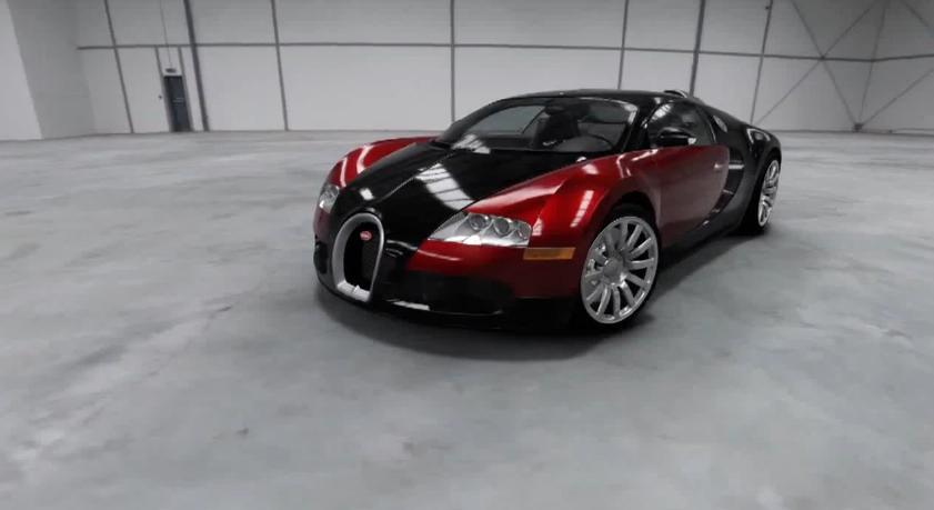 jeremy clarkson, on the bugatti veyron: video