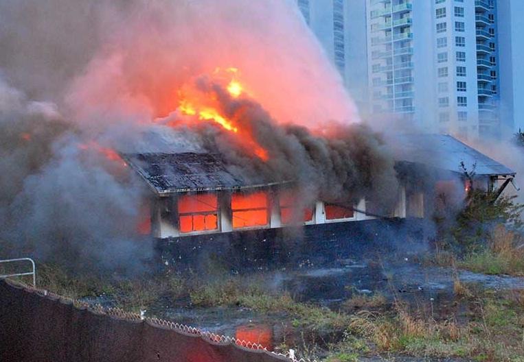 Smokey Yunick S Garage Burns Part Of Nascar History Gone