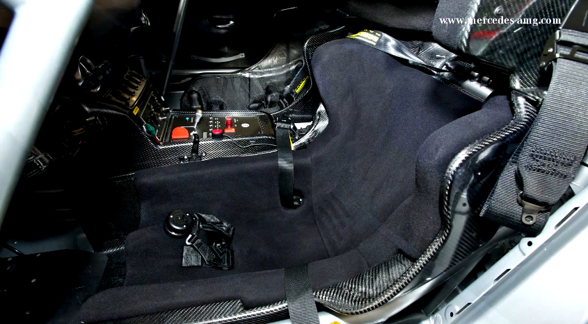 Building The Sls Amg Gt3 Part 3 Seat Fitting Video