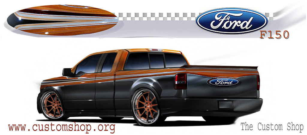 The Custom Shop F-150
