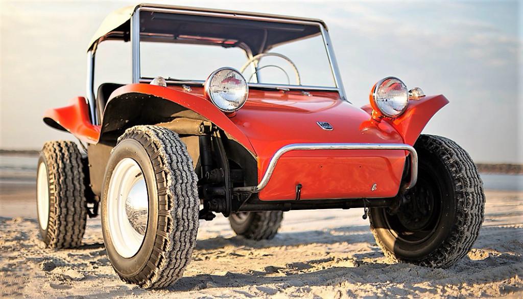 The dune buggy's distinctive style set it apart   Historic Vehicle association