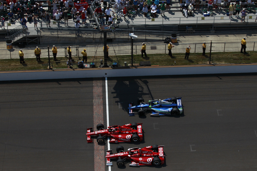 After decades on ABC, NBC will air 2019 Indy 500