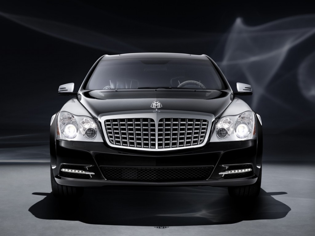 Maybach is back not as a brand but as high end for Mercedes benz brand image