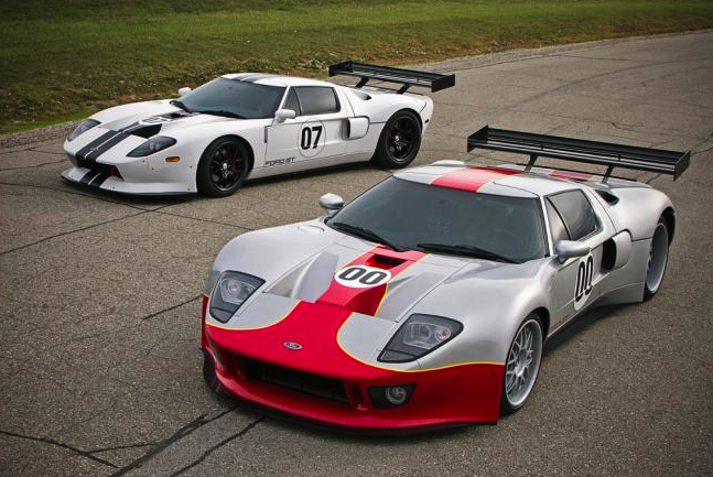 Awesome Ford Gt Race Car Conversion Is Street Legal